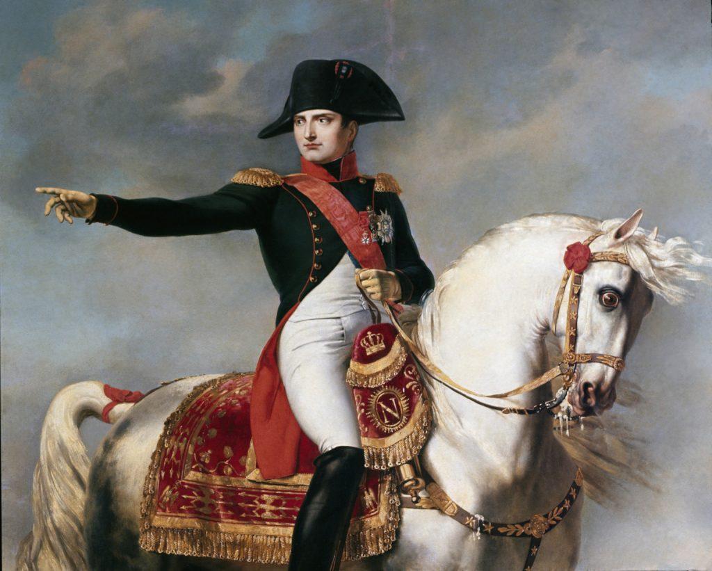 La fuerza de Napoleón Bonaparte aplicada al emprendimiento. La força de Napoleó Bonaparte aplicada a l'emprenediment.
